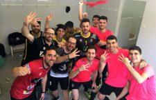 El filial del Jaén Paraíso Interior asciende a Tercera División