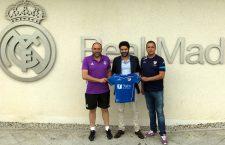 Acuerdo de colaboración entre el Linares Deportivo y el Real Madrid