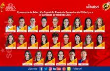 Celia Jiménez regresa a la lista de la selección española para disputar la Eurocopa