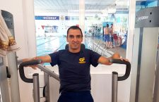 Martínez Tajuelo competirá en el Nacional de Natación Adaptada por Clubes 2017