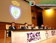 El Real Jaén presenta su campaña de abonados de la temporada 2017-18 con el lema 'Todos sumamos'