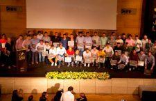 Radio Jaén celebró sus XIX Premios 'Juego Limpio' cargados de homenajes