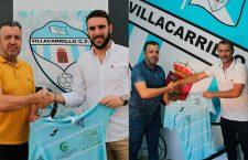 Miguel Soto y Rubio firman por el Villacarrillo CF