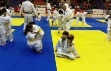 La Salobreja acogerá el domingo el Trofeo Virgen de la Capilla de judo con 650 participantes