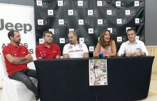Jaén celebrará este fin de semana un encuentro de 4×4
