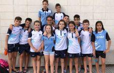 El CN Santo Reino concluye la temporada con buenos resultados en el Andaluz de Cádiz