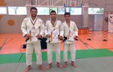 Romera y Buendía, plata y bronce en la Copa de España de judo de Valencia