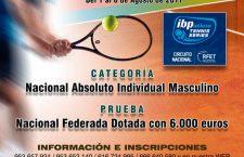 El XXXII Open de Tenis Ciudad de Linares se celebrará del 1 al 6 de agosto