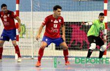 Fede Díaz renueva su compromiso con el CD Atlético Mengíbar FS