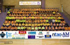 El GAB Jaén recibe el reconocimiento de la Federación Andaluza de Balonmano