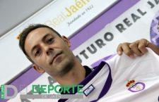 """Higinio Vilches: """"Nunca he jugado en el Real Jaén porque nunca me habían llamado"""""""