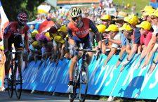 Javi Moreno, 119º en su primer Tour