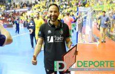 Jesús Torres: «Este parón va a condicionar mucho el final de temporada»