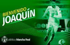 Joaquín García firma por el Atlético Mancha Real