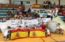 El Kin-Ball Martos Club se proclama campeón del mundo Júnior en Francia