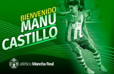 El Atlético Mancha Real anuncia el fichaje de Manu Castillo