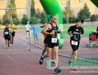 Cristóbal Ortigosa vence en el I Maratón Solidario por la esclerosis múltiple de Jaén