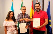 El Atlético Mengíbar seguirá contando con el apoyo del Ayuntamiento de la localidad
