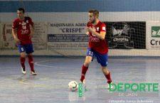 Miguelao seguirá vistiendo la camiseta del Atlético Mengíbar FS