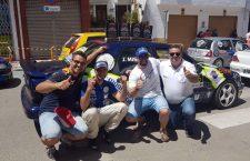 El piloto bailenense Javier Miranda logró el podio en la V Subida Cerro de los Cañones