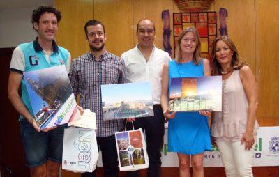 Entregados los premios del concurso fotográfico #Jaéncapitaldelpadel