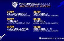 El Linares Deportivo anuncia seis amistosos de pretemporada