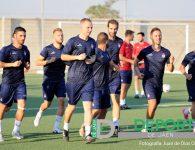 El Real Jaén realiza su primer entrenamiento de pretemporada