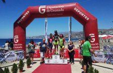 Presencia de equipos jiennenses en el II Triatlón Costa Tropical de Salobreña