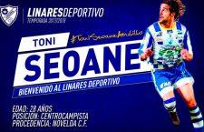 Seoane, Briones y Manu Sánchez fichan por el Linares Deportivo