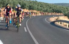Torreperogil reunió a 182 ciclistas en torno a su 'Inédita'