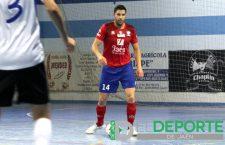 El Atlético Mengíbar sella la renovación de Tortu