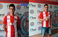 Zapa y Javi Luque, incorporaciones del UDC Torredonjimeno
