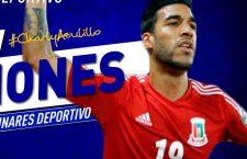 Charly Briones deja de ser futbolista del Linares Deportivo