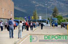 El Real Jaén anuncia un servicio especial de autobuses para el domingo