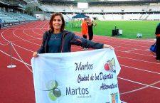 Encarnación Gutiérrez, sexta en los 400 m del Europeo de Veteranos