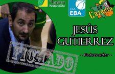 Jesús Gutiérrez será el entrenador del CB Cazorla Jaén Paraíso Interior, que presenta también a sus primeros jugadores