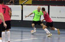El Mengíbar FS vence al Bailén en su primer amistoso de pretemporada