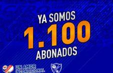 El Linares logra los 1.100 abonados