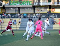 El Real Jaén sufre la remontada del filial cordobés en Bailén