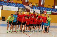 Jaén muestra su mejor fútbol sala en el triangular de Martos