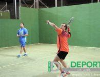 Continúa a buen ritmo el Torneo de Pádel 'Ciudad de Úbeda'