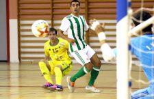 El Jaén FS confirma su buen estado con una goleada al Real Betis