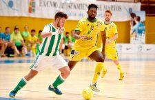 El Jaén FS, invitado a la presentación del Real Betis Futsal