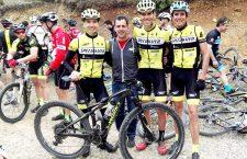 Los bikers del Specialized-Sport Bike compiten este sábado en el Campeonato de España de BTT Maratón