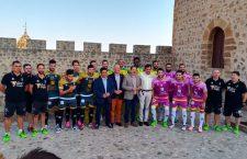 El Jaén FS presenta en Alcaudete sus equipaciones de la temporada 17-18