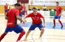 El Atlético Mengíbar FS incorpora a Cobo y anuncia la baja de Maky