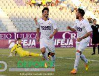 El Real Jaén aprovecha la oportunidad para sumar tres puntos en casa