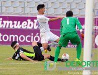 El Real Jaén se deja en La Victoria dos puntos ante El Palo