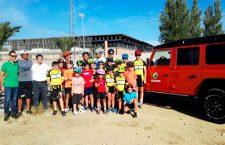 Arranca el segundo curso de la Escuela de Ciclismo Bujarkay-Triki Beltrán