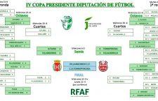 Villargordo y Torreperogil se citan en la final de la Copa Presidente